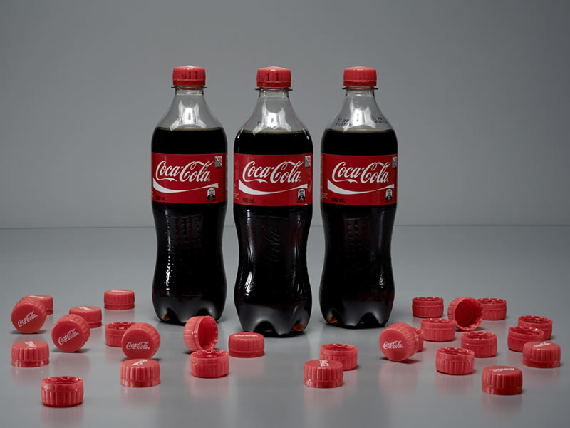 Coca-Cola Closure Sample Australia